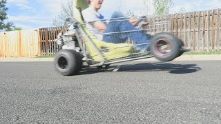 Download Shopping Go Kart Does Wheelies?! Video