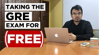 Download How to take the GRE Exam for Free (Pakistan) Video