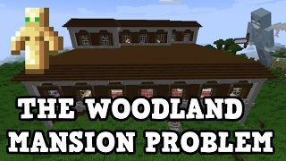 Download Minecraft Console - The GIANT Woodland Mansion Problem (1.11) Video