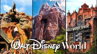 Download Top 10 Fastest Rides at Walt Disney World Video