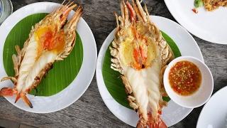 Download Ayutthaya Day Tour - HUGE Freshwater Shrimp in Thailand! เที่ยวอยุธยา กินกุ้งแม่น้ำจัมโบ้ มันเยิ้ม Video