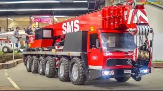 Download GIANT RC trucks in Action! HUGE 1/8 scale R/C models! Video