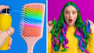 Download COOL GIRLY AND BEAUTY HACKS || Smart DIY Beauty Hacks For Girls Video