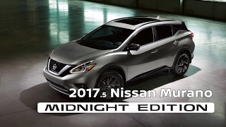 Download 2017.5 Nissan Murano Midnight Edition Video