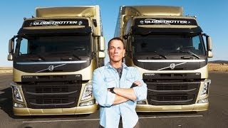 Download Van Damme Volvo Epic Split - Backstage Video Video