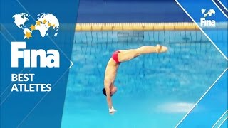 Download Chen Aisen (CHN) - Best Male Diver 2016 - FINA World Aquatics Gala Video