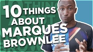 Download 10 Things You Didn't Know About Marques Brownlee from MKBHD Video