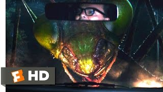 Download Goosebumps (5/10) Movie CLIP - Attack of the Giant Praying Mantis (2015) HD Video