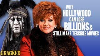 Download Why Hollywood Can Lose Billions & Still Make Terrible Movies Video