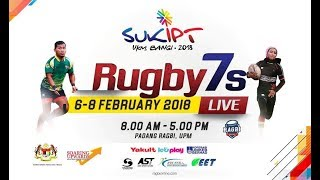 Download SUKIPT IV 2018 - RUGBY 7's Video
