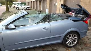 Download Opel Astra H twintop cabrio Video