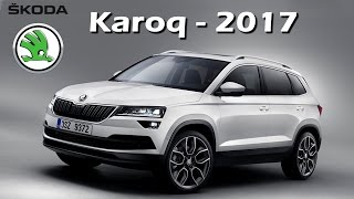 Download Skoda Karoq 2017 Launched @ ₹15 - ₹20 lakh (estd) | Specifications, Mileage, Price, Features Video
