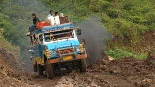 Download World's Most Dangerous Roads - Philippines Video