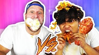 Download ULTIMATE EAT IT OR WEAR IT CHALLENGE! (ft. FuriousPete) Video