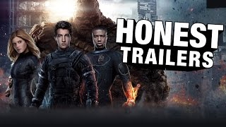 Download Honest Trailers - Fantastic Four (2015) Video