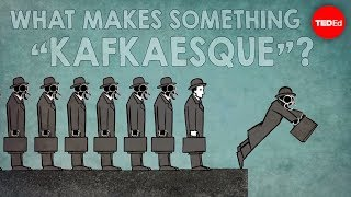 Download What makes something ″Kafkaesque″? - Noah Tavlin Video