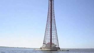 Download Hyperboloid Adziogol Lighthouse by V.G.Shukhov near Kherson Video
