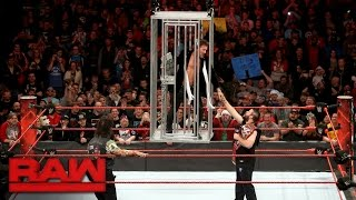 Download Chris Jericho gets locked in a shark cage: Raw, Dec. 19, 2016 Video