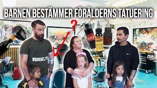 Download BARNEN BESTÄMMER SINA FÖRÄLDRARS TATUERING. Video