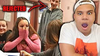 Download KID GETS REJECTED BY THEIR CRUSH!! (REACTING TO CRINGE REJECTIONS) Video