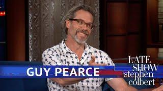 Download Guy Pearce's Master Class On Australian Slang Video