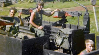 Download How U.S. Soldiers Built Their Own Deadly Gun Trucks Video