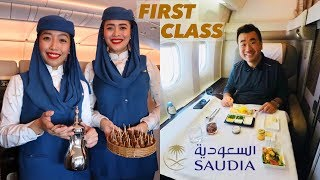 Download Saudia Airlines First Class - Is it Sam Chui approved? Video