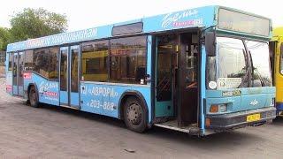 Download Обзор городского автобуса МАЗ 103 (ранний) г Тольятти Video