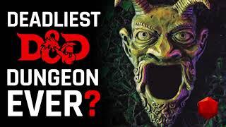 Download The Tomb of Horrors: Deadliest D&D Dungeon Ever? | D&D Walkthroughs Video