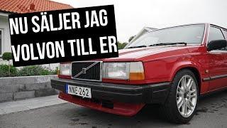 Download VEM VILL KÖPA MIN VOLVO?! - [VLOGG #114] Video