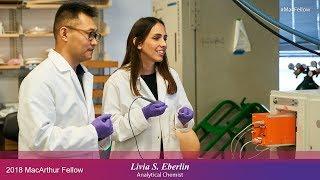 Download Analytical Chemist Livia S. Eberlin | 2018 MacArthur Fellow Video