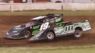 Download ULMS Super Late Model Heat One   McKean County Family Raceway   6-16-18 Video