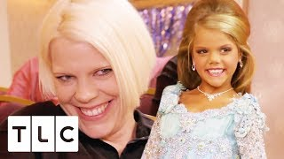 Download Mum Waxes Her 9 Year Old Daughter's Eyebrows | Toddlers & Tiaras Video