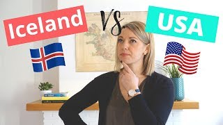 Download Things that are Different in Iceland from the US Video
