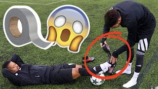 Download SHOCKING DUCT TAPE FOOTBALL BOOT EXPERIMENT! Video