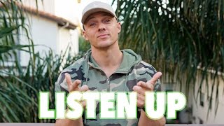 Download A Message You All Need To Hear Video