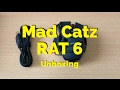 Download 🖱️ Mad Catz RAT 6 Unboxing 🖱️ Video
