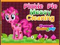 Download My Little Pony And Friends - Pinkie Pie Pony Cleaning Game Video