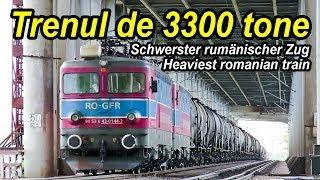 Download Trenul de 3300 de tone-Heaviest romanian train-Der schwerste rumänische Zug Video