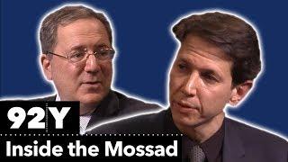 Download Inside the Mossad: Ronen Bergman in Conversation with David Sanger Video
