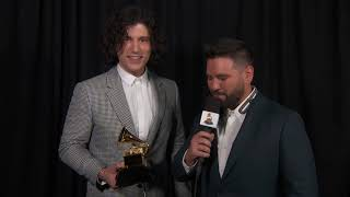 Download Dan + Shay Thank You Cam | 2019 GRAMMYs Video