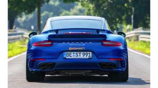 Download 363 km/h inidicated Edo Competition Porsche 911 Turbo S MkII and 344 km/h GPS (215 mph) Video