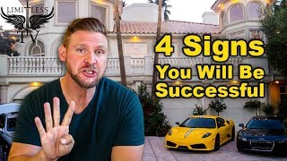 Download 4 Signs That You'll Find Success In Life - Habits of Successful People Video