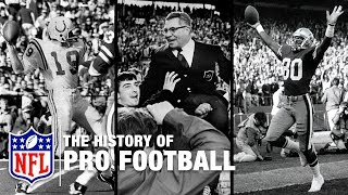 Download The History of Professional Football in America | NFL Now Video