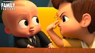 Download THE BOSS BABY - meet a most unusual baby | Official Trailer [HD] Video