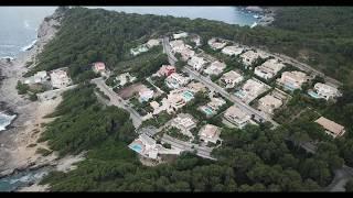 Download Font de Sacala Mallorca - Hotel Roc Carolina 4* - aufgenommen mit Mavic Pro von DJI Video