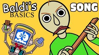 Download BALDI'S BASICS SONG ″Ruler of the School″ ► Fandroid The Musical Robot 📏 Video