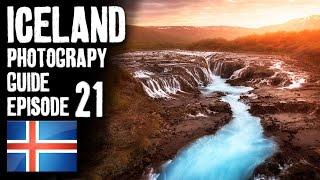 Download Landscape Photography in Iceland - Episode 21 - Bruarfoss Video