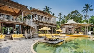 Download Soneva Kiri (Thailand), world's most AMAZING hotel: full tour Video