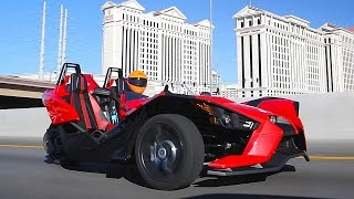 Download 2016 Polaris Slingshot - Review and Road Test Video